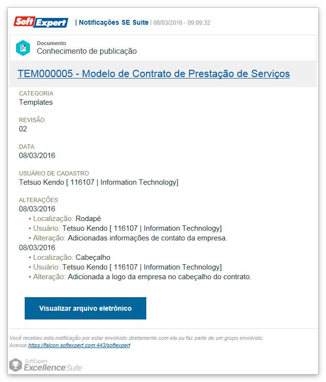 Consulta fácil e rápida ao conteúdo de documentos no SE Suite