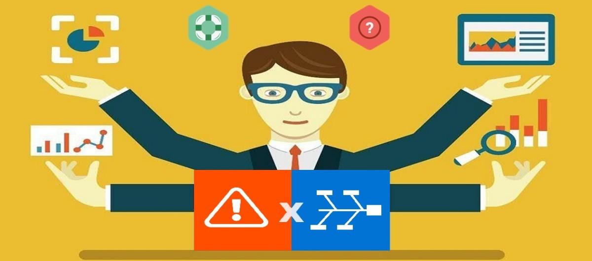 A diferença entre incidentes e problemas e sua gestão
