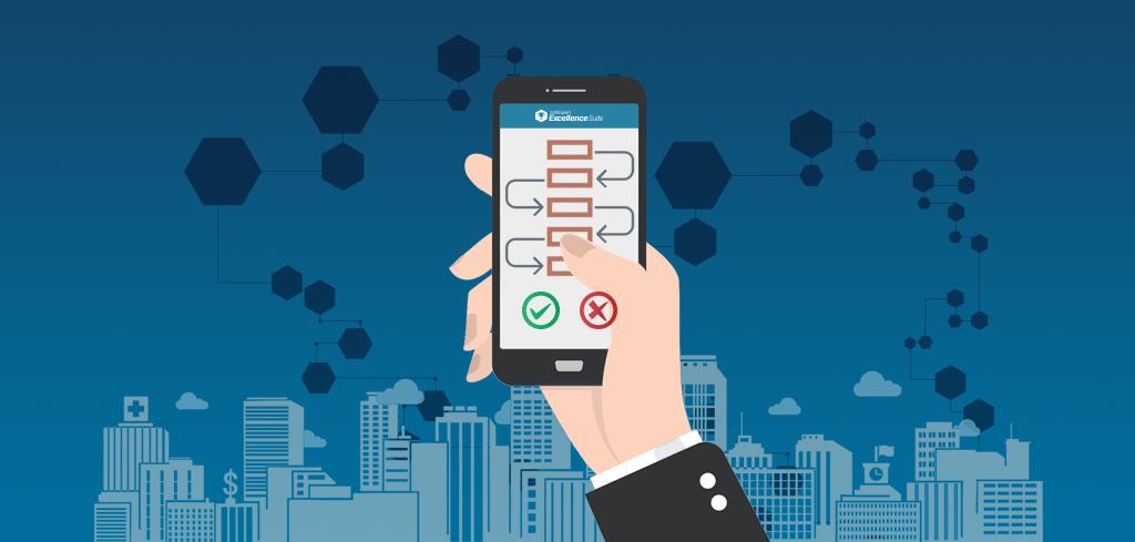 Aprove tarefas de workflow em dispositivos móveis com o SE Suite Mobile