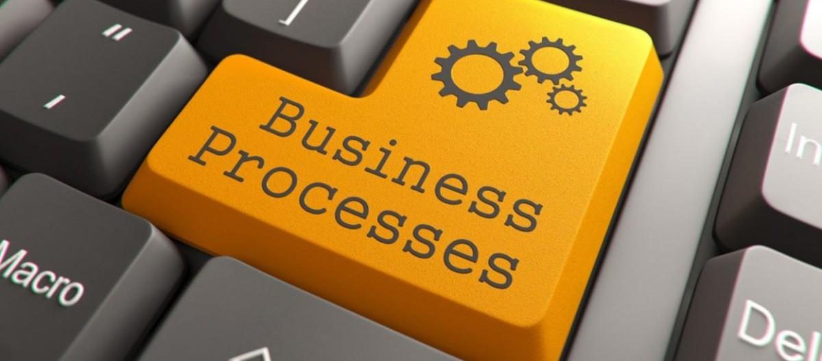 Como as organizações estão lidando com a melhoria de processos