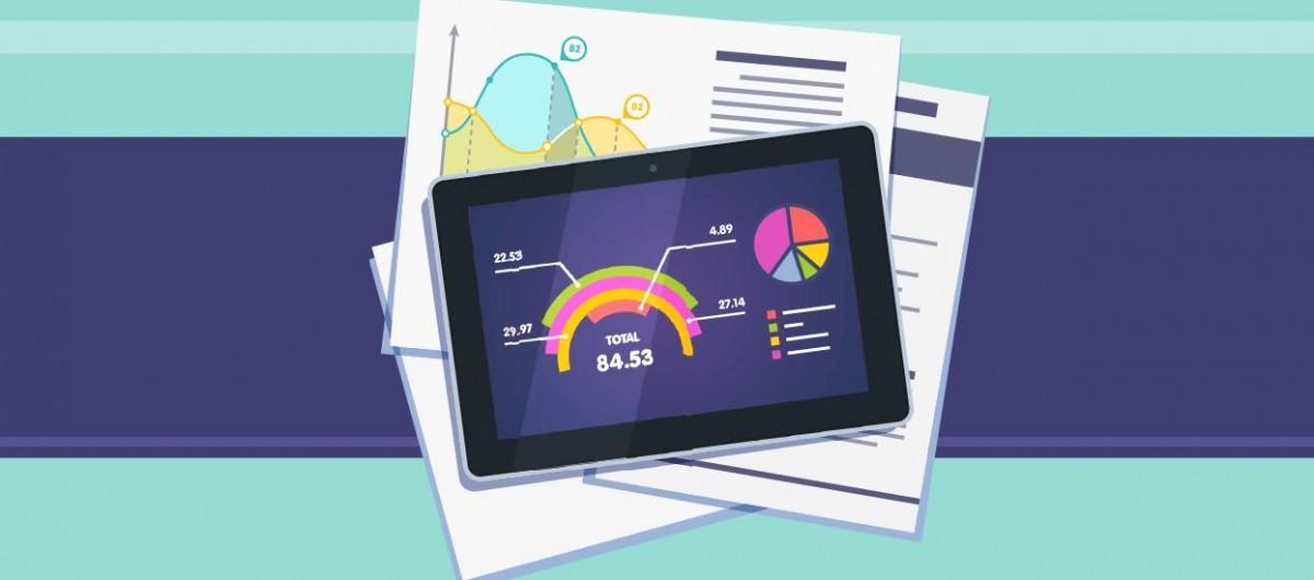 Como criar dashboards de desempenho atraentes e eficazes