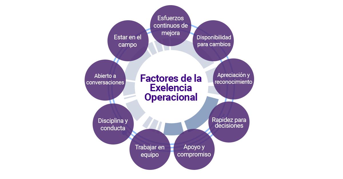 Exelencia Operacional empresas espanha