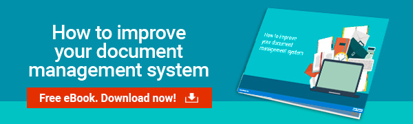 How to improve your document management system
